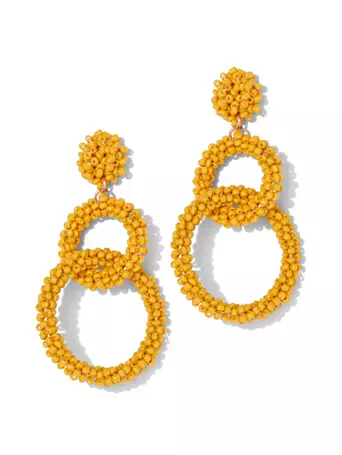 STYLECASTER | Graduation Gift Ideas 2020 | yellow earrings