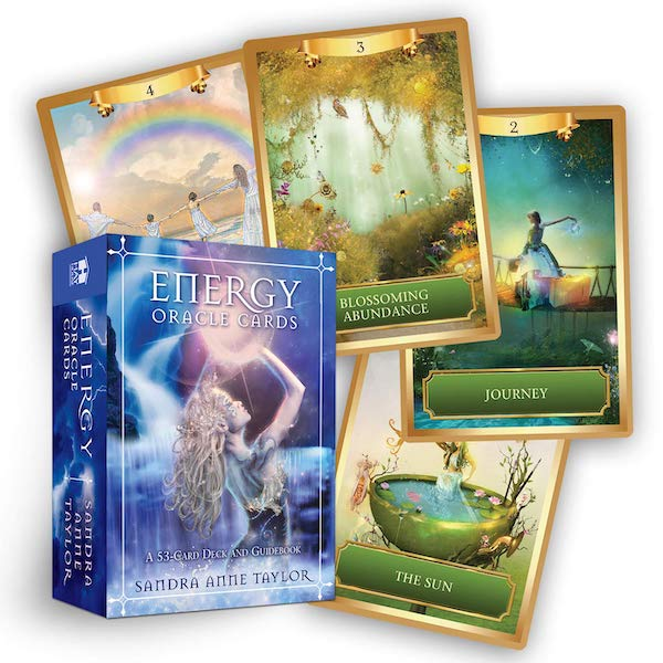 STYLECASTER   Best Oracle Cards   energy oracle cards