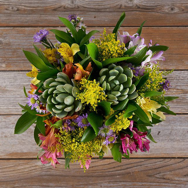 STYLECASTER | Best Flower Delivery Services | The Bouq Co.
