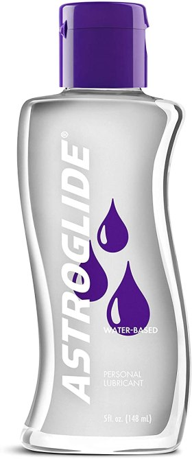 STYLECASTER | Best Lubes | Astroglide personal lubricant