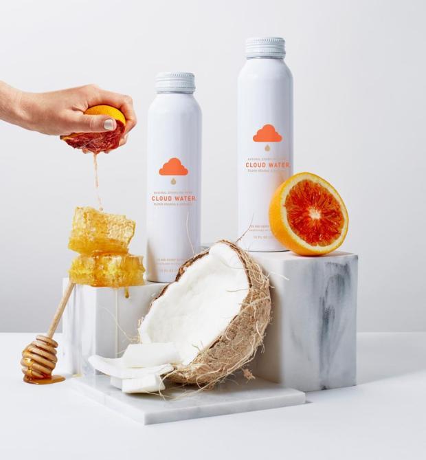 STYLECASTER | Best CBD Drinks | blood orange cbd drink Cloudwater