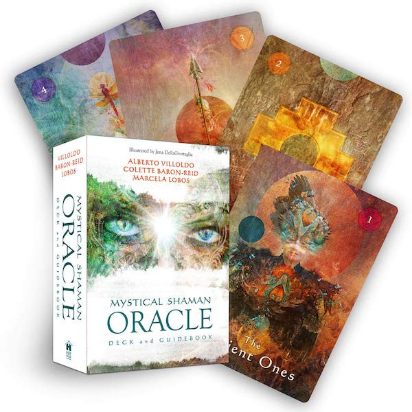 STYLECASTER   Best Oracle Cards   mystical shaman oracle cards