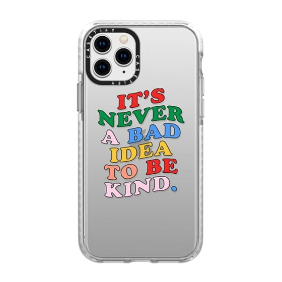 STYLECASTER | Graduation Gift Ideas 2020 | be kind phone case