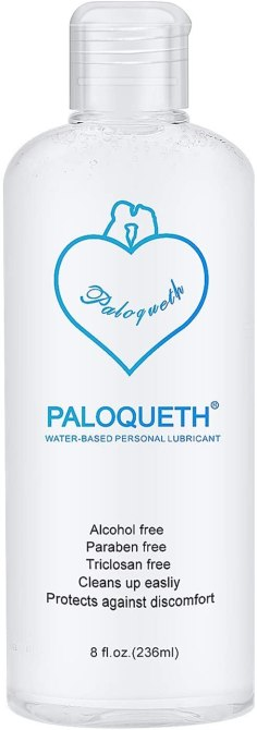 STYLECASTER | Best Lubes | Paloqueth lubricant