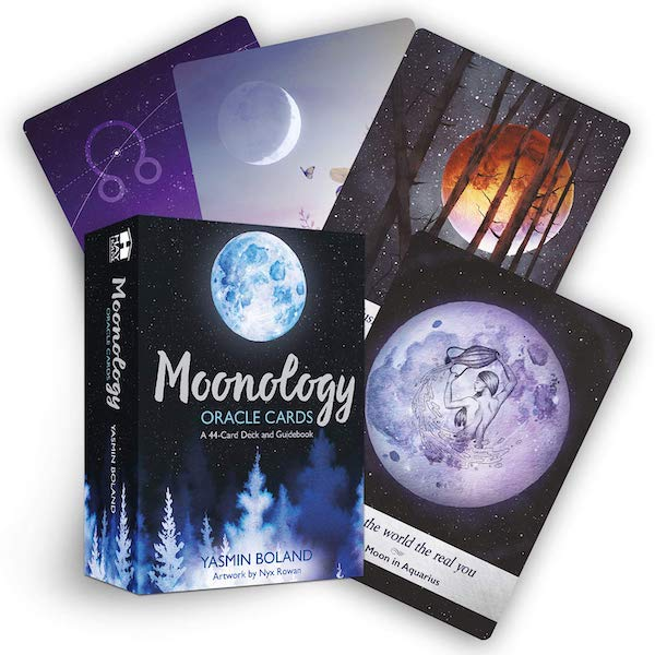 STYLECASTER   Best Oracle Cards   moonology oracle cards