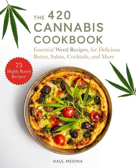 STYLECASTER | Best 4/20 Cookbooks | Cannabis Cookbook