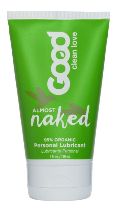 STYLECASTER | Best Lubes | Good Clean Love almost naked lube