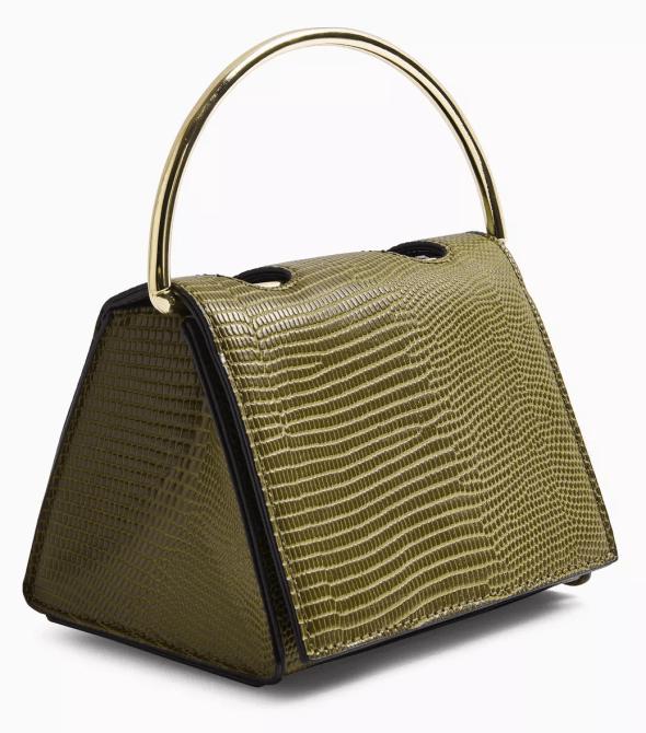 STYLECASTER | Topshop Sale April 2020 | green box bag