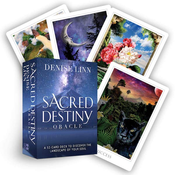 STYLECASTER   Best Oracle Cards   sacred destiny oracle deck