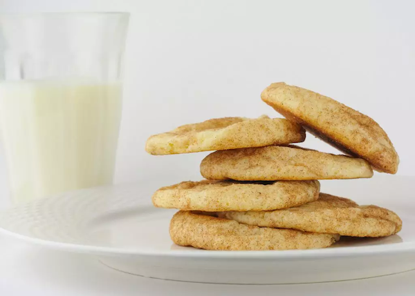 STYLECASTER | Edible Weed Recipes | snickerdoodles