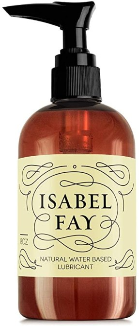 STYLECASTER | Best Lubes | isabel fay personal lubricant