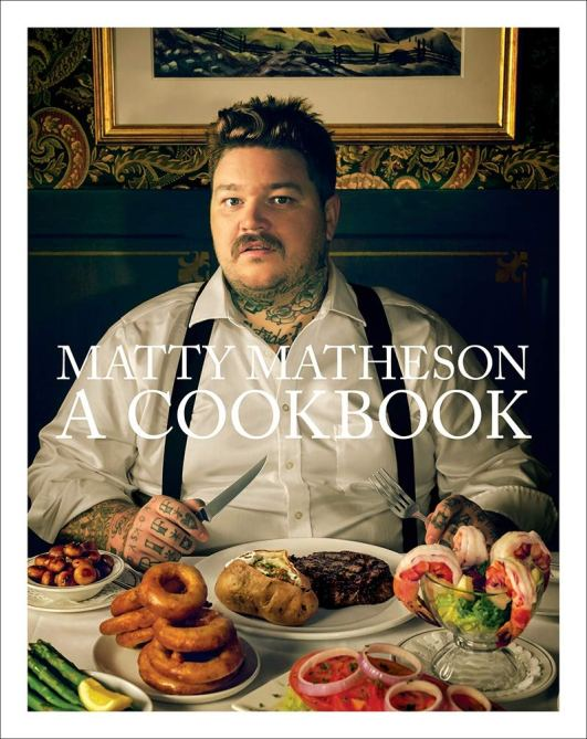 STYLECASTER | Best 4/20 Cookbooks | Matty Matheson Cookbook