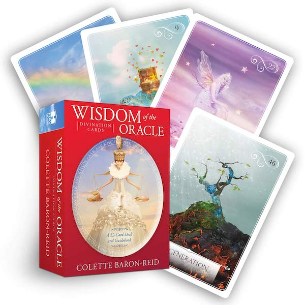STYLECASTER   Best Oracle Cards   wisdom oracle cards