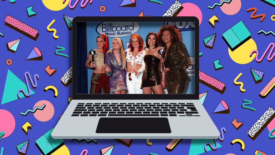 12 Zoom Backgrounds To Help You Unleash Your Inner '90s Baby