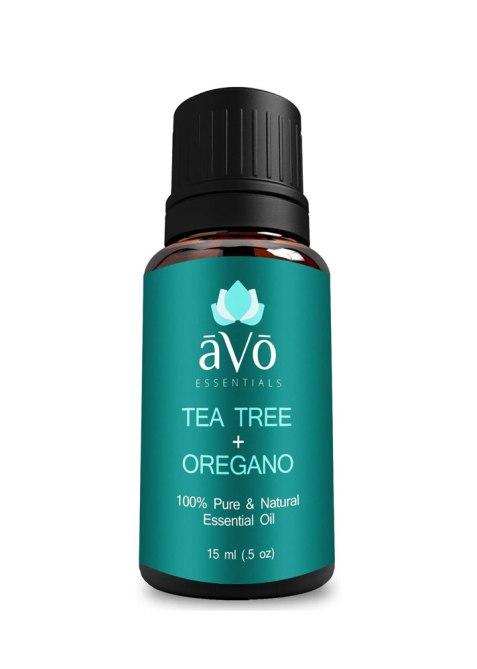 āVō Essentials Pure Tea Tree and Oregano Oil