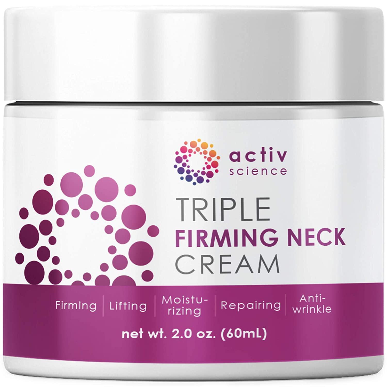 ACTIVSCIENCE neck cream