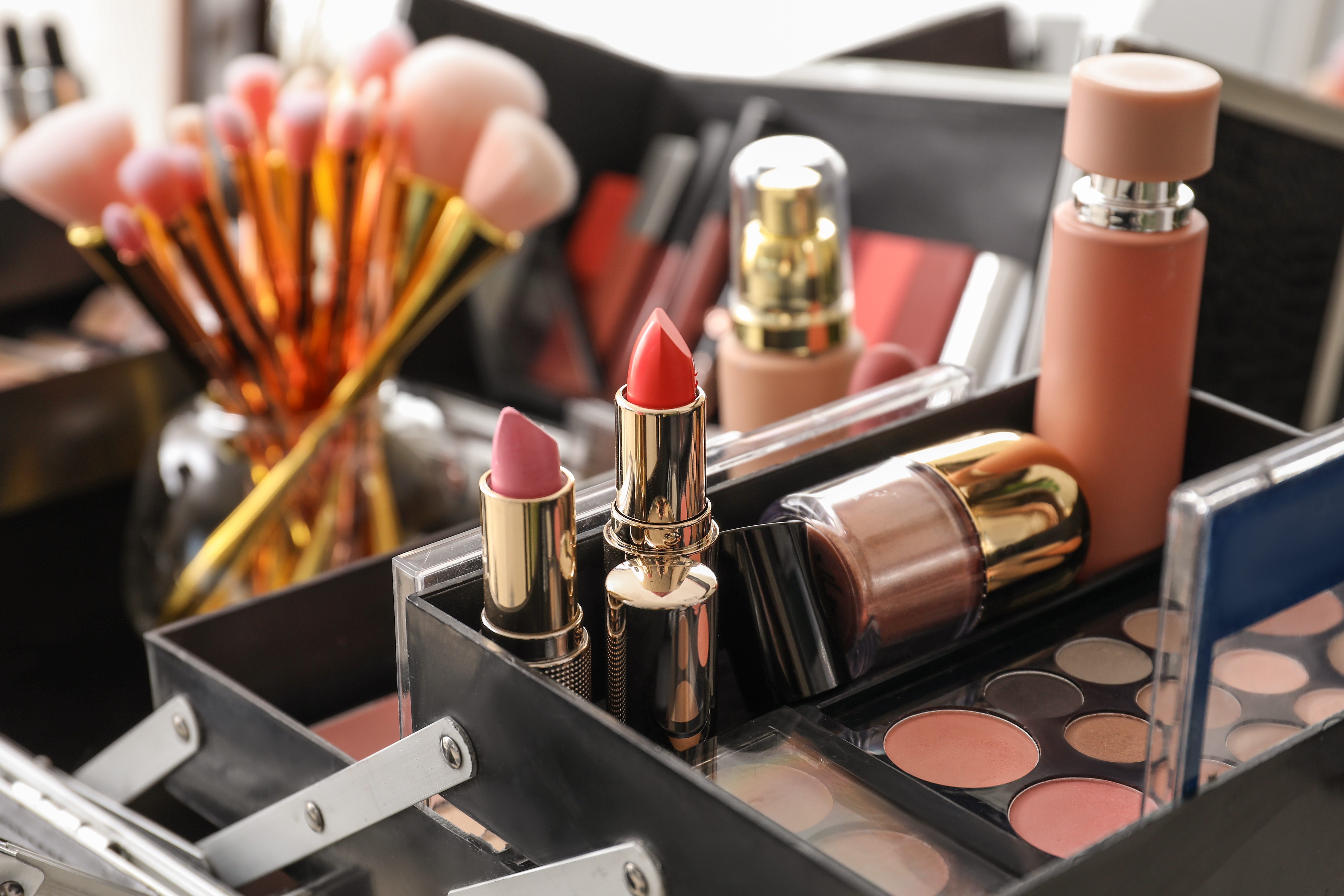 Beauty Cart Organizers to Stow & Display Your Collection