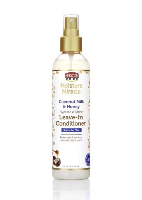 African Pride Moisture Miracle Leave In Conditioner