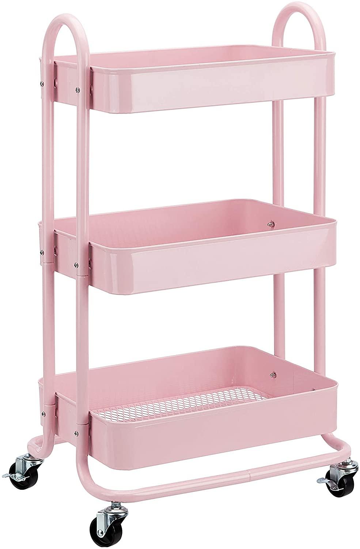 Amazon basics storage cart