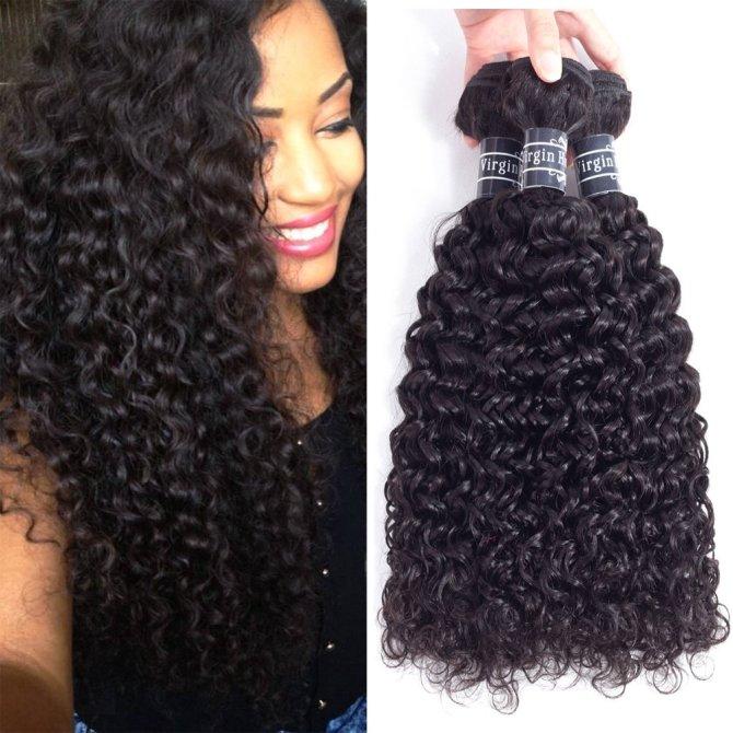 amella brazilian curly hair weave