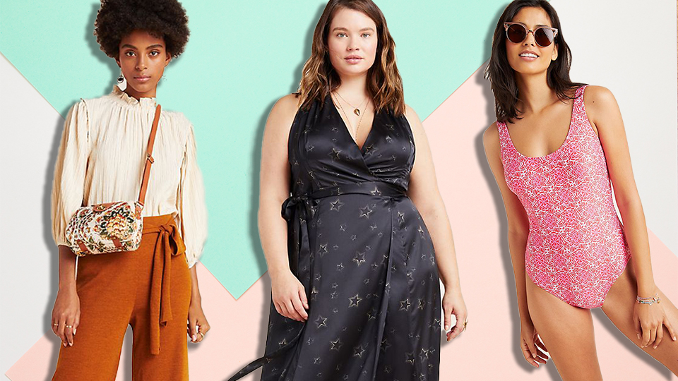 Anthropologie's Sale Section Is An Extra 50% Off RN, And We're Adding Everything To Cart