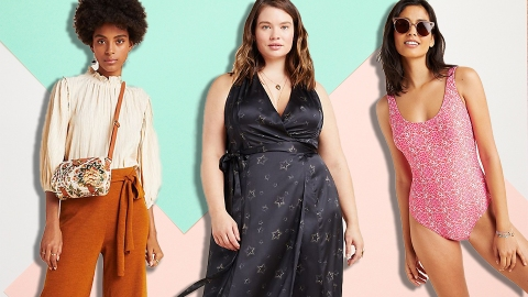 Anthropologie's Sale Section Is An Extra 50% Off RN, And We're Adding Everything To Cart | StyleCaster