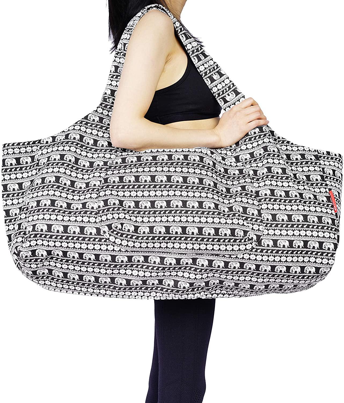 Aozora Yoga Mat Bag Large Yoga Mat Tote