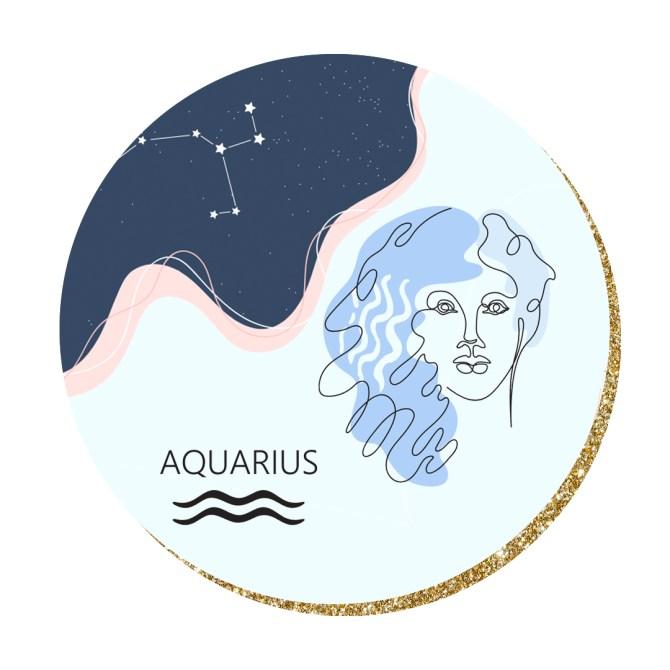 STYLECASTER   Aquarius zodiac sign horoscope