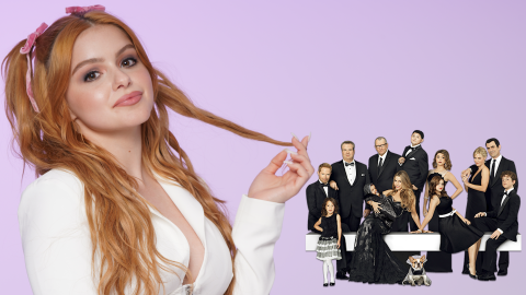 Ariel Winter Thinks This 'Modern Family' Star Is the Kim K. of the Cast | StyleCaster