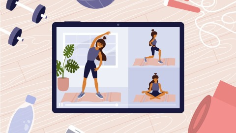 15 Free Online Workouts You Can Do At Home Or Anywhere Else   StyleCaster