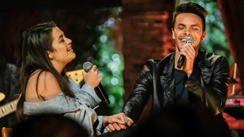 Bekah & Danny's Relationship Looks Rocky Post-'Bachelor: Listen to Your Heart' | StyleCaster