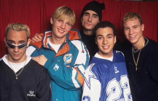 STYLECASTER   90s Zoom Backgrounds   backstreet boys