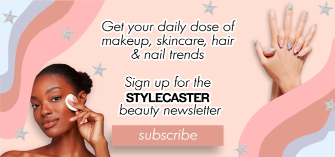 beauty newsletter banner