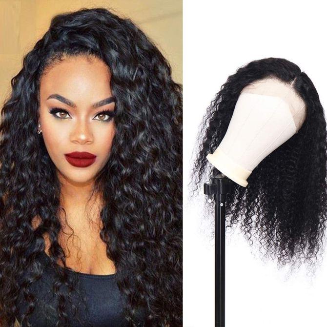 Benehair 360 Baby Hair Deep Wave Wig