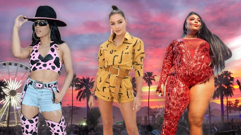 The Best Coachella Looks of All Time, Since We're Going Through Festival-Withdrawal | StyleCaster