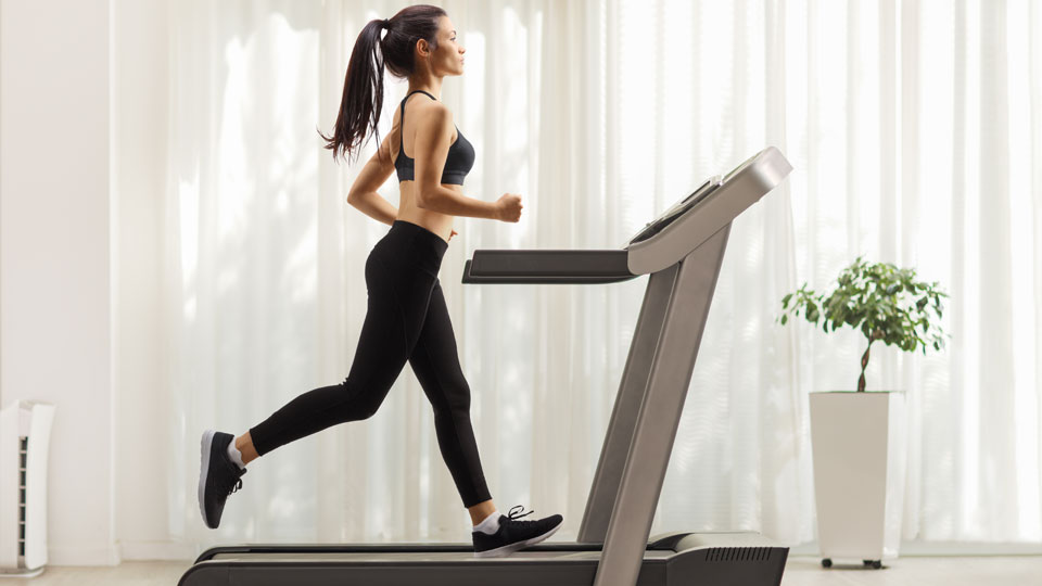 These Folding Treadmills Are The Perfect Solution For Indoor Runs At Home