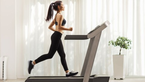 These Folding Treadmills Are The Perfect Solution For Indoor Runs At Home | StyleCaster