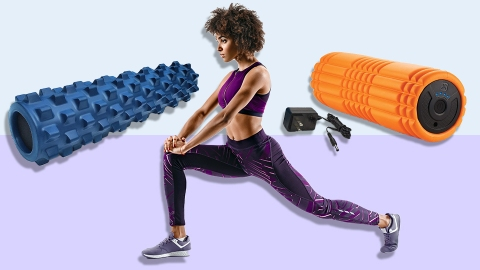 The Best Foam Rollers for Those Nagging Post-Workout Kinks | StyleCaster