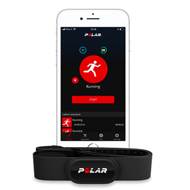 best heart rate monitor polar