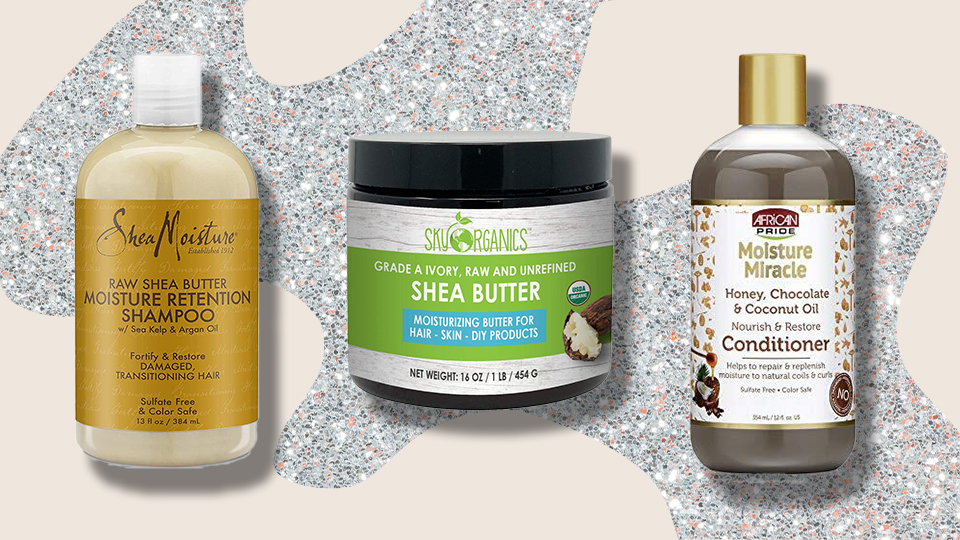 The Natural Hair Moisturizers Saving My Grow-Out Phase (and Sanity)