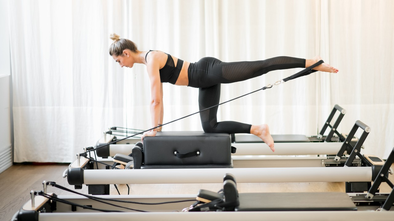 These Pilates Reformers Will Transform Your Home Into a Swanky Boutique Fitness Studio