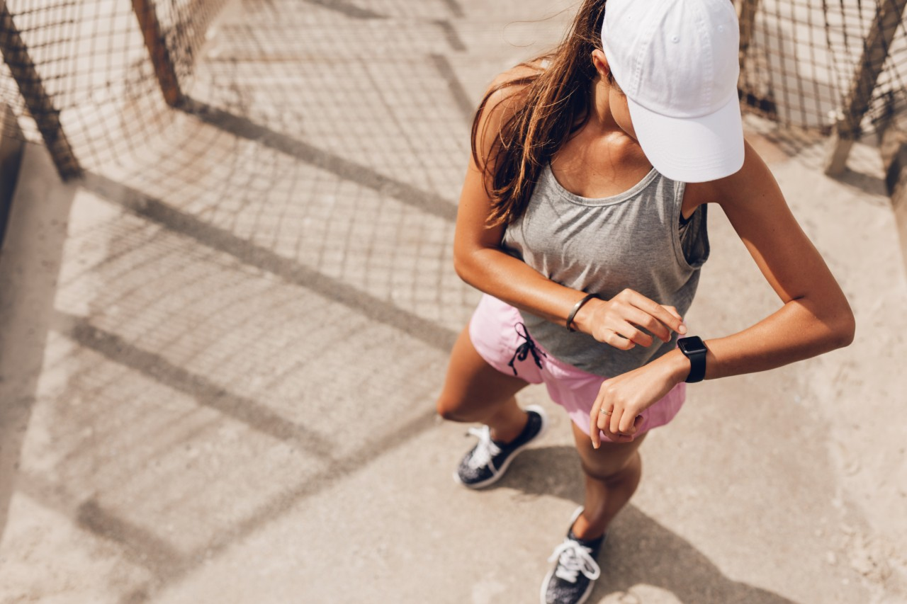 These Women's Sport Watches Track Your Physical Performance the Old-School Way
