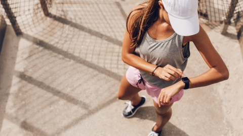 These Women's Sport Watches Track Your Physical Performance the Old-School Way | StyleCaster