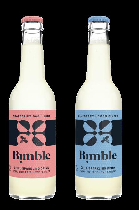 STYLECASTER   Best CBD Drinks   Bimble