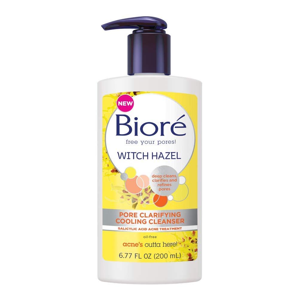 Biore clarifying cleanser