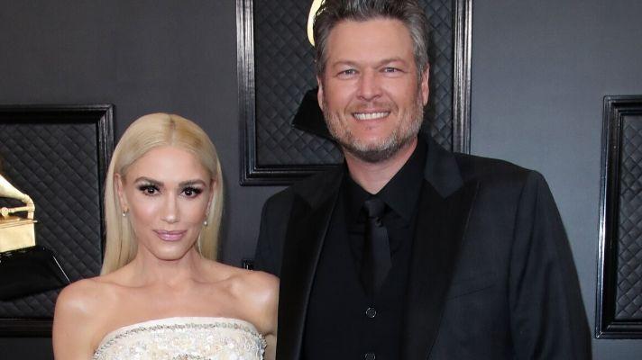 Ah, True Love—Gwen Stefani Gave Blake Shelton a Mullet Haircut