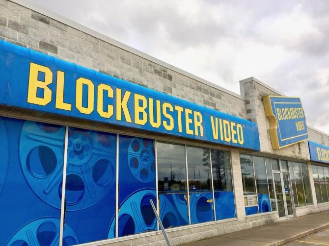 STYLECASTER   90s Zoom Backgrounds   blockbuster