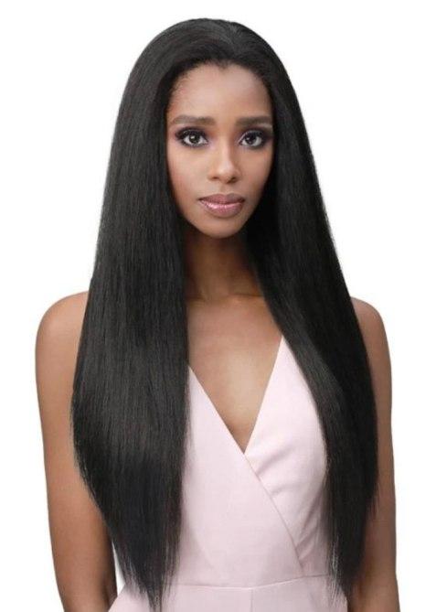 Bobbi Boss Miss Origin Human Blend Half Wig