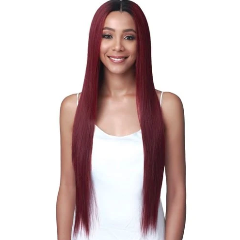 Bobbi Boss Swiss Lace Synthetic Lace Front Wig in Style Florence