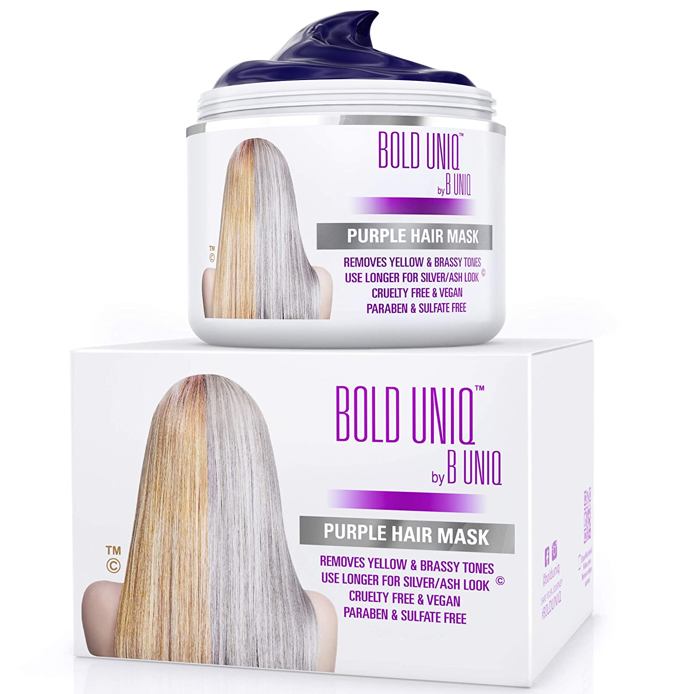 Bold Uniq Blonde Mask